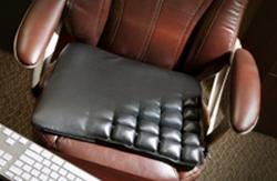 Kussen Tegen Doorzitten : Trippelstoel